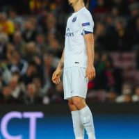 """""""Ibra"""" es el líder del PSG y la selección de Suecia Foto:Getty Images"""