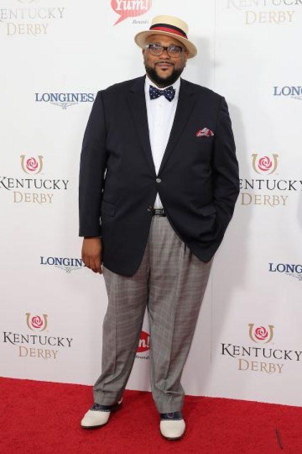 Ruben Studdard fue el ganador de la segunda emisión del programa de televisión. Foto:Getty Images