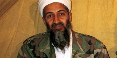 1. Osama bin Laden en cautiverio Foto: AP
