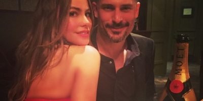 La pareja celebró su compromiso Foto:Instagram/SofiaVergara