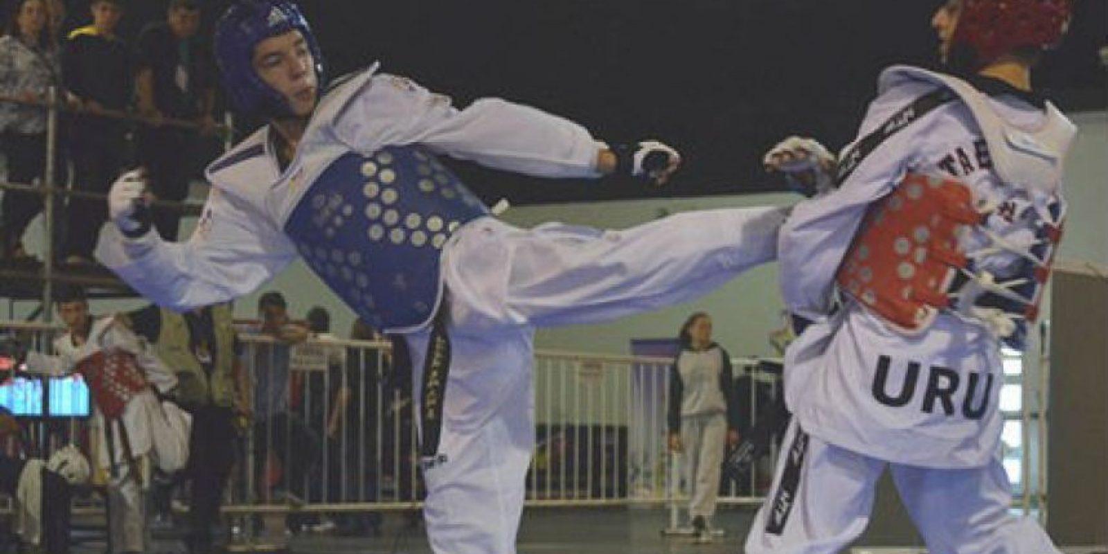 Foto:Federación Nacional de Taekwondo