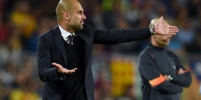 Guardiola sabe que la misión es complicada Foto: Getty Images