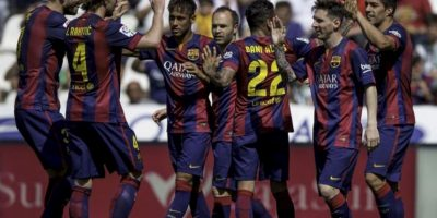 Y la primera desde que ganaron la Champions en 2011, con Pep Guardiola como DT Foto:Getty Images