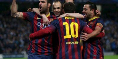 Los culés llegan al partido de vuelta de las semifinales con una ventaja de tres goles Foto:Getty Images