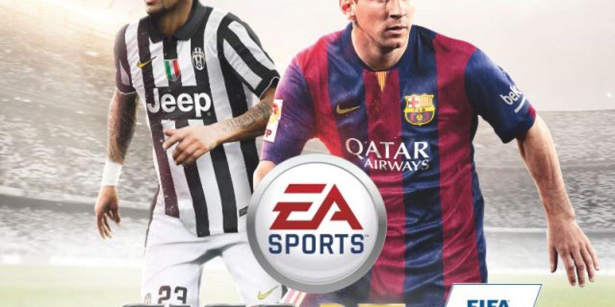 La portada del FIFA 2015 le acertó a la final Juventus-Barcelona