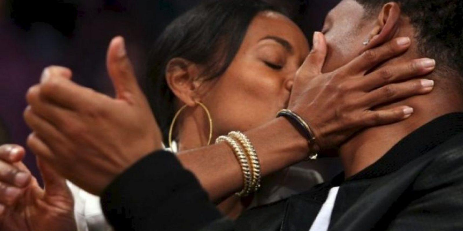 Will Smith y Jada Pinkett Smit Foto:Pinterest.com