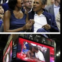 Barack y Michelle Obama Foto:Pinterest.com