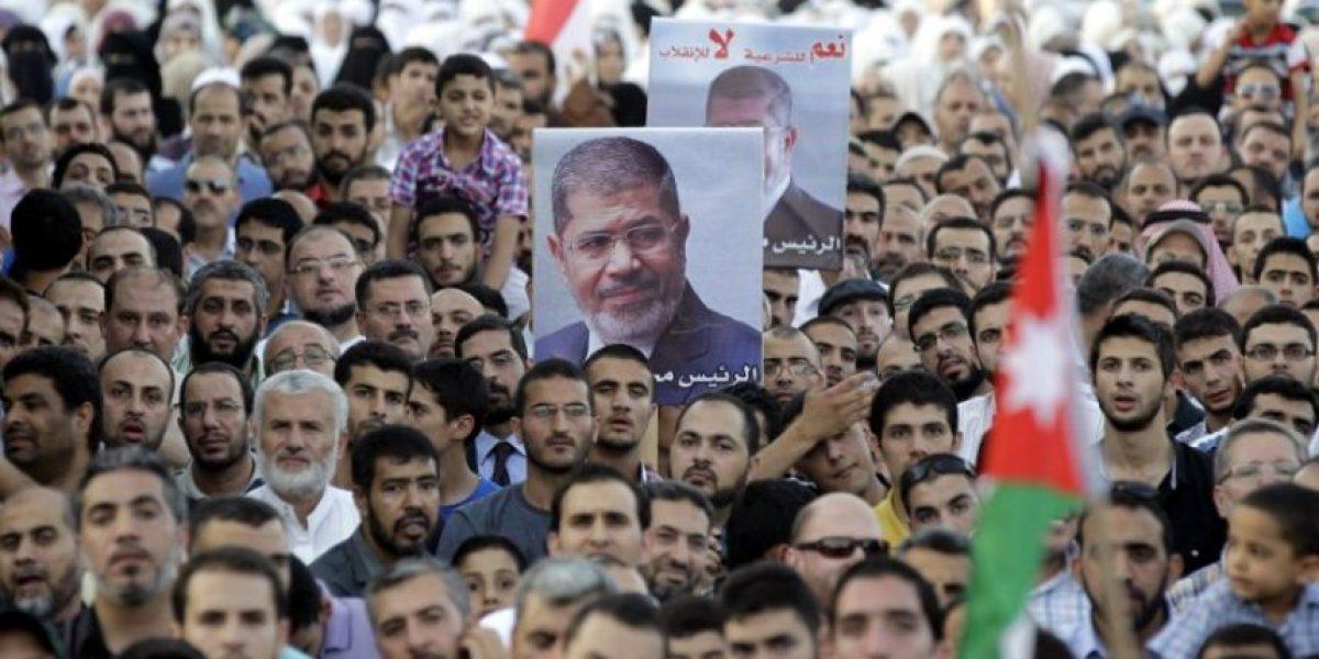 Expresidente de Egipto Mohamed Mursi es condenado a muerte