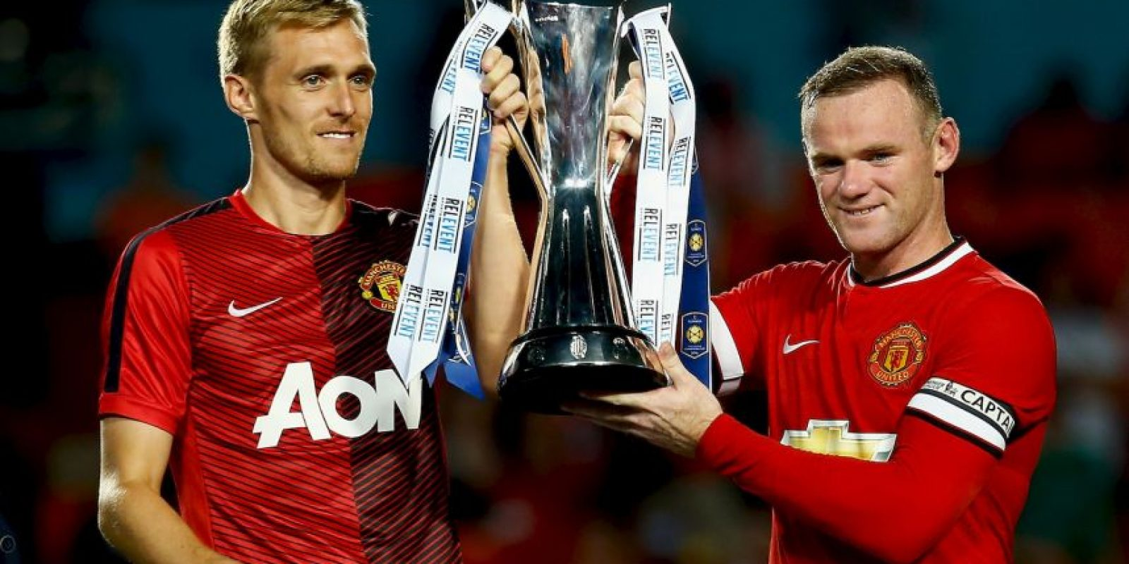 1. Manchester United Foto: Getty Images