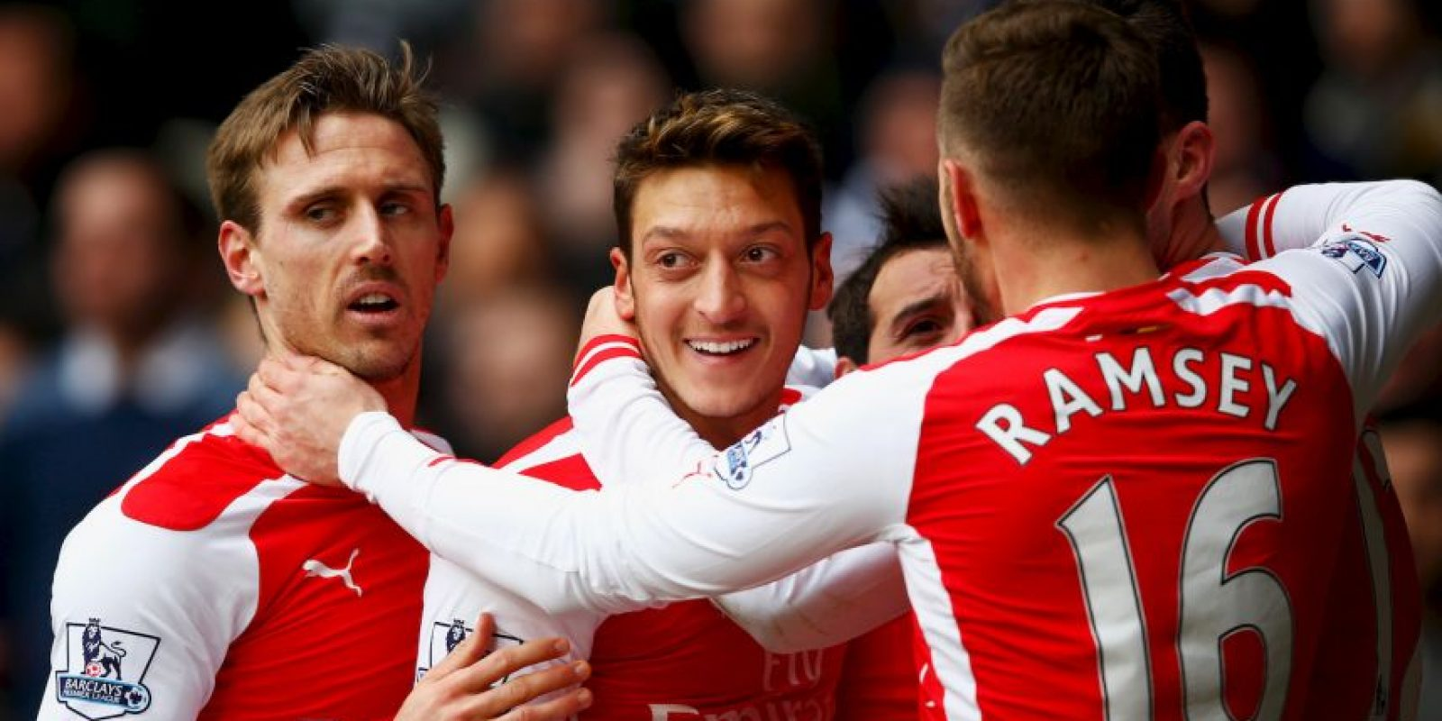 2. Arsenal Foto: Getty Images