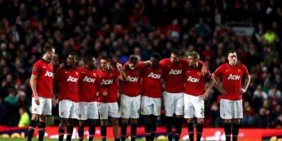 """En 2013 """"(Pep) sí tenía ganas de recalar en el Manchester United"""", afirmó San Martín. Foto:Getty Images"""