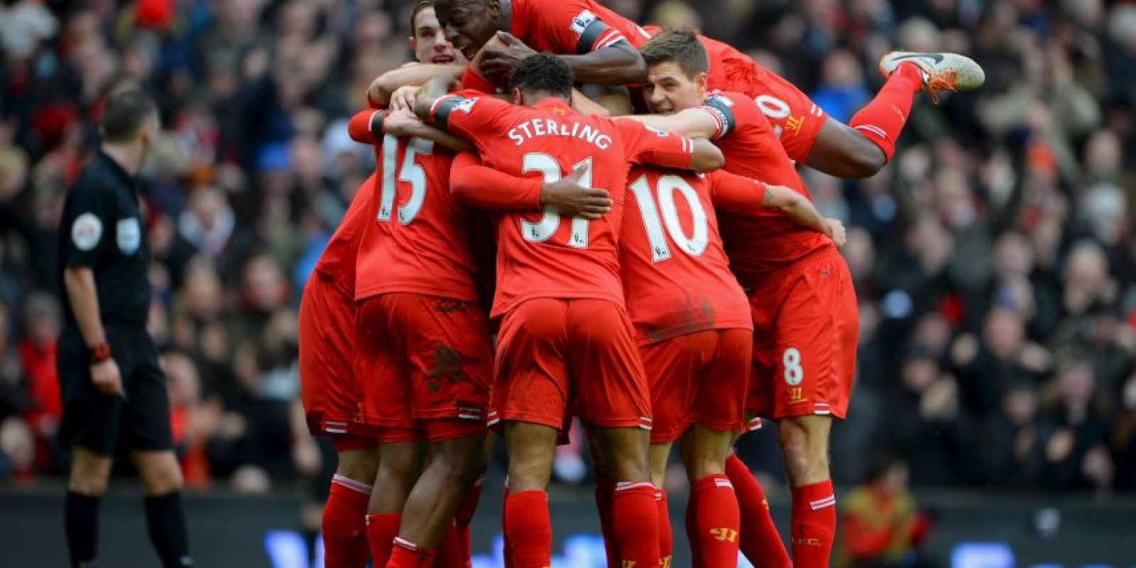 3. Liverpool Foto: Getty Images
