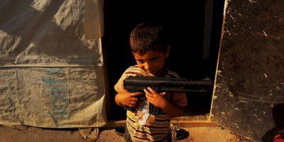 La Organización Mundial de la Salud (OMS) estima que 40 millones de niños y niñas menores de 15 años son víctimas de malos tratos y abandono y requieren atención sanitaria y social. Foto:Getty Images