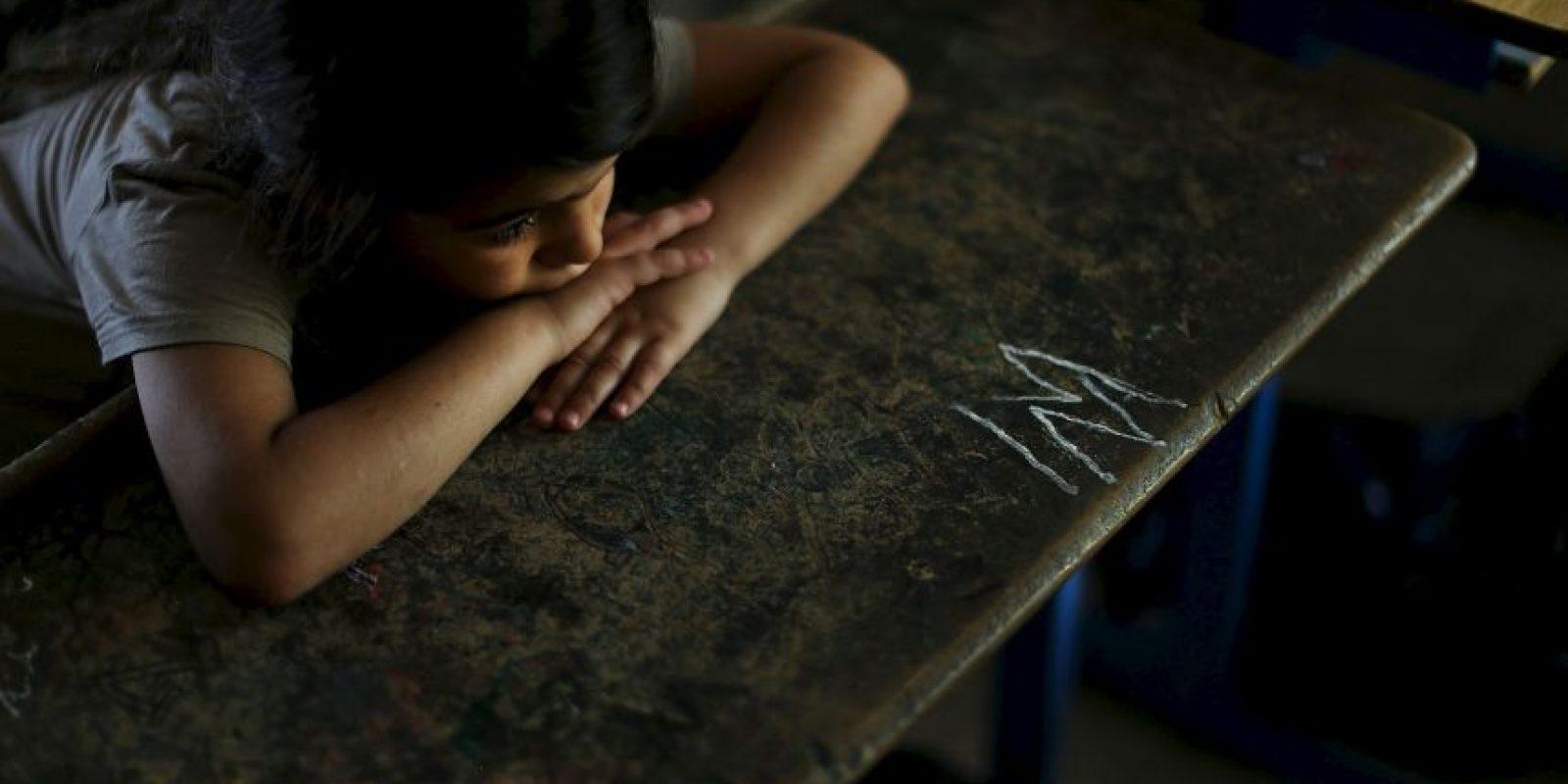 Alrededor de un 17% de los niños de 58 países están sujetos a formas graves de castigo físico (golpes en la cabeza, las orejas o la cara o golpes duros y repetidos). Foto:Getty Images