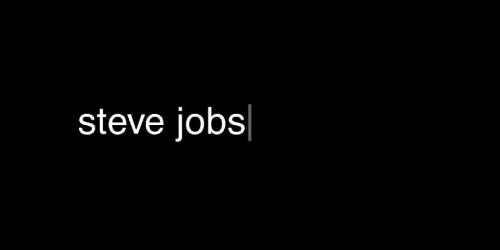 """Steve Jobs"" se estrenará el próximo 9 de octubre. Foto:Universal Pictures"