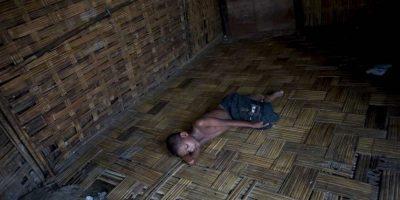 Inmigrantes en Myanmar Foto:AFP