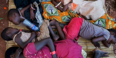 Refugiados en Burundi Foto:AFP