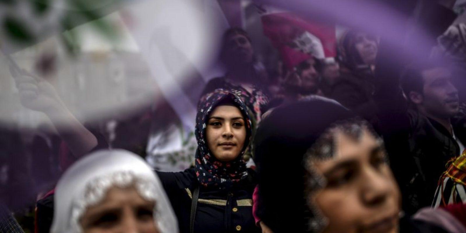 Elecciones Turquía Foto:AFP