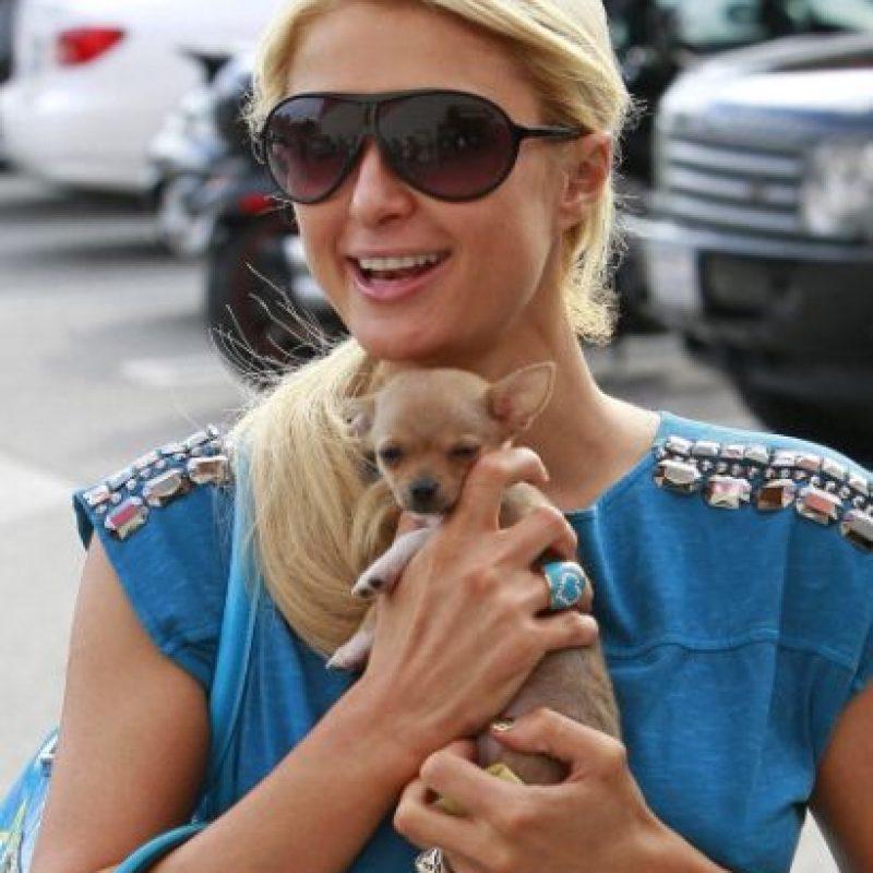 """¿Será """"inmortal""""? Paris Hilton no ha cambiado mucho desde que era una adolescente. ¿Cuál es su secreto? Foto:vía Getty Images"""