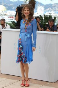"""Ojalá su película, """"Chronic"""", sea tan recordada como su vestido. Foto:vía Getty Images"""