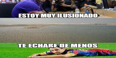 Internautas alaban a Xavi Hernández tras su despedida del Barcelona