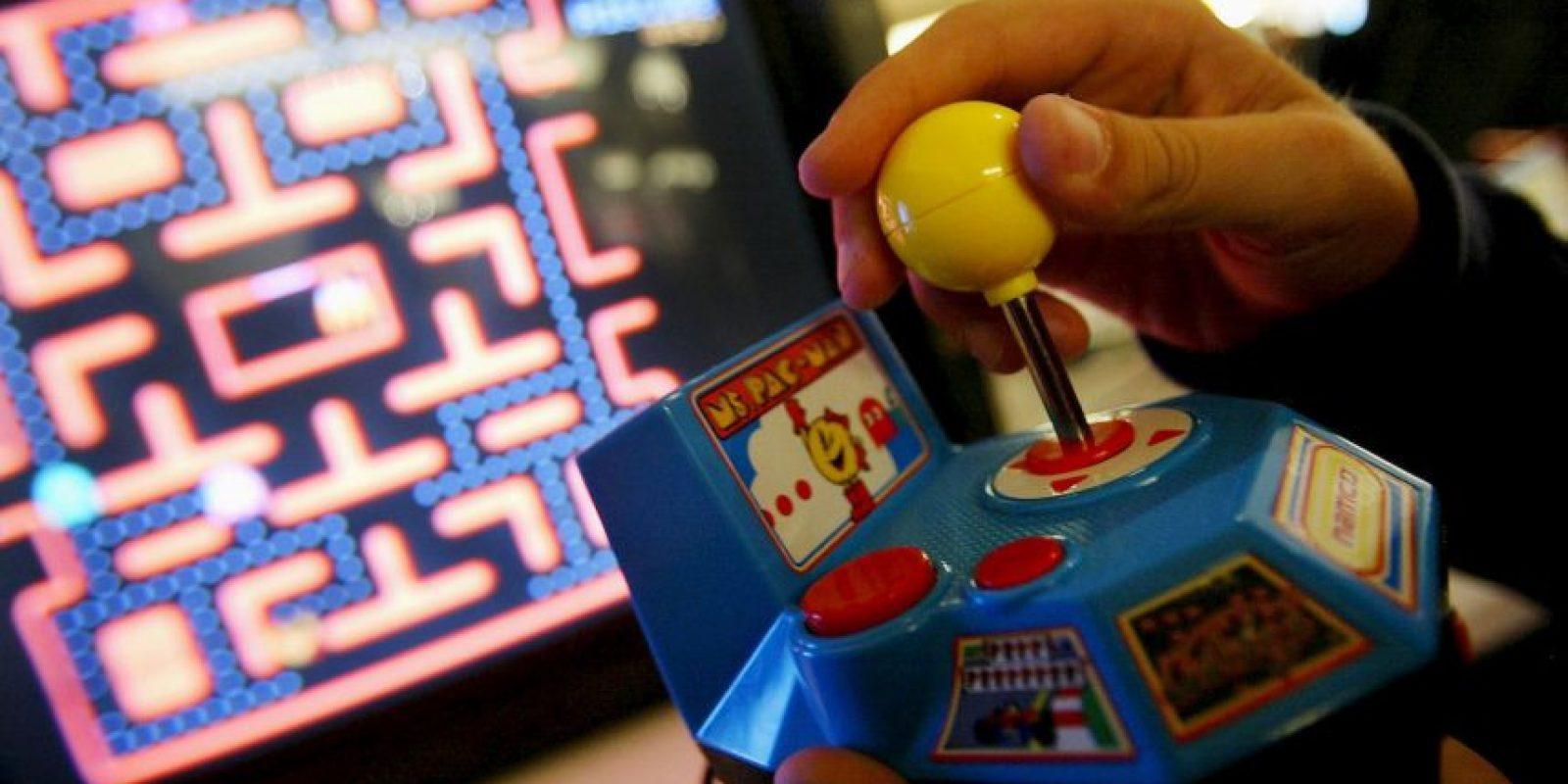 Toru Iwatani y James Jarocki (sus creadores) concibieron Pac-Man como un intento de captar el interés de las niñas y adolescentes con videojuegos Foto:Getty Images