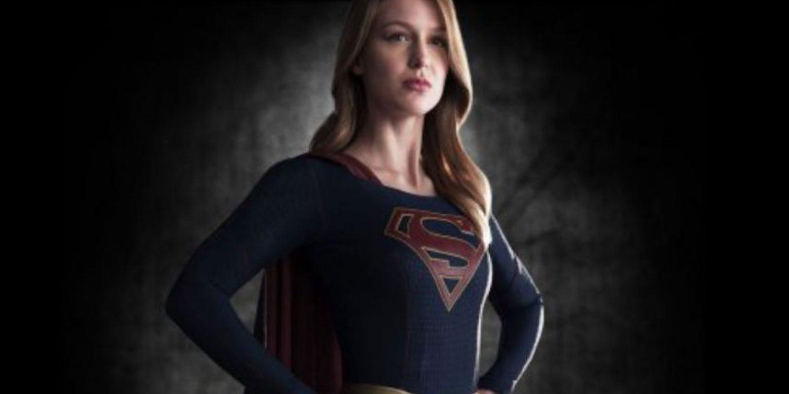 """Filtran el primer capítulo de la serie """"Supergirl"""" en Internet Foto:Warner Bros. Television DC Comics"""