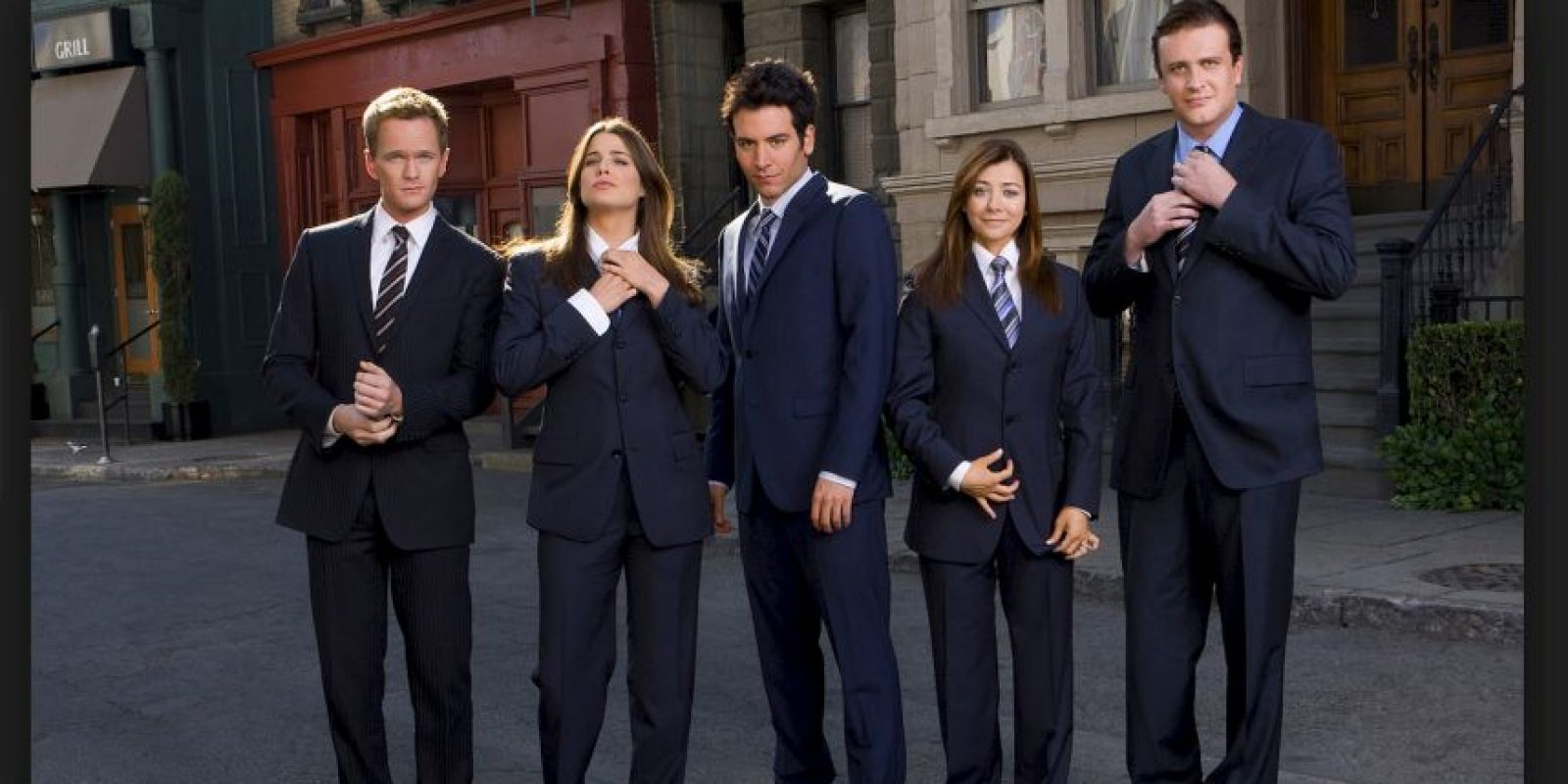 How I Met Your Mother Foto: CBS