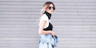 Gracias a sus fotos, Danielle Bernstein, fundadora del blog de moda WEWOREWHAT captó la atención de muchas marcas, las cuales le pagan por patrocinar productos en su perfil de Instagram. Foto:Vïa instagram.com/weworewhat/