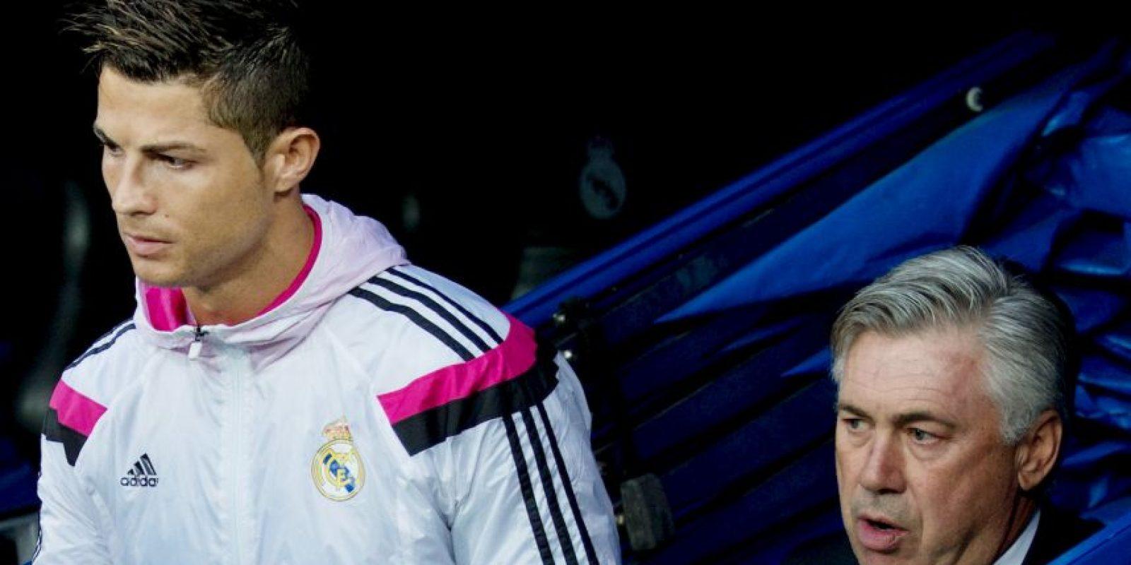 """El luso respaldó la continuidad de Carleto en el banquillo """"merengue"""" Foto:Getty Images"""