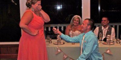 FOTOS: Ninguna novia debería experimentar esta cara el día de su boda