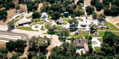 La mansión fue remodelada por un grupo de inversionistas. Foto:Getty Images