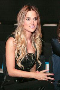 Elena Galera, novia de Sergio Busquets. Foto:Getty Images