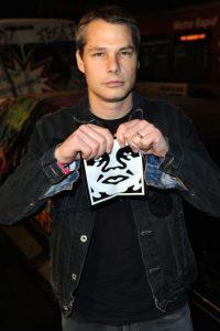3. Fairey también creó el famoso cartel Obey. Foto:Getty Images