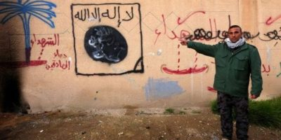 7. Violencia en Sinjar Foto:AFP