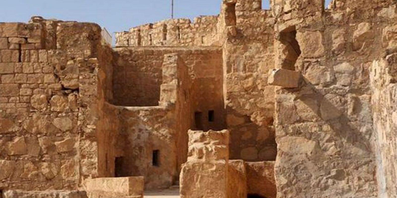 1. Destrucción del Patrimonio de la Humanidad Foto:AP