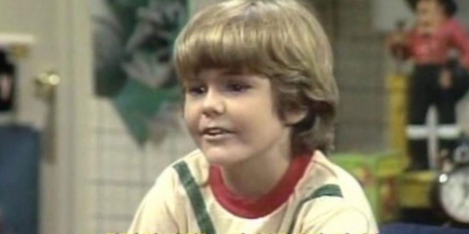 """Jerry Supiran era el pequeño """"Jamie Lawson"""", que se metía en problemas porque su vecina """"Harriet"""" estaba enamorada de él y por el comportamiento de """"Vicky"""". Foto:vía 20th Century Fox"""
