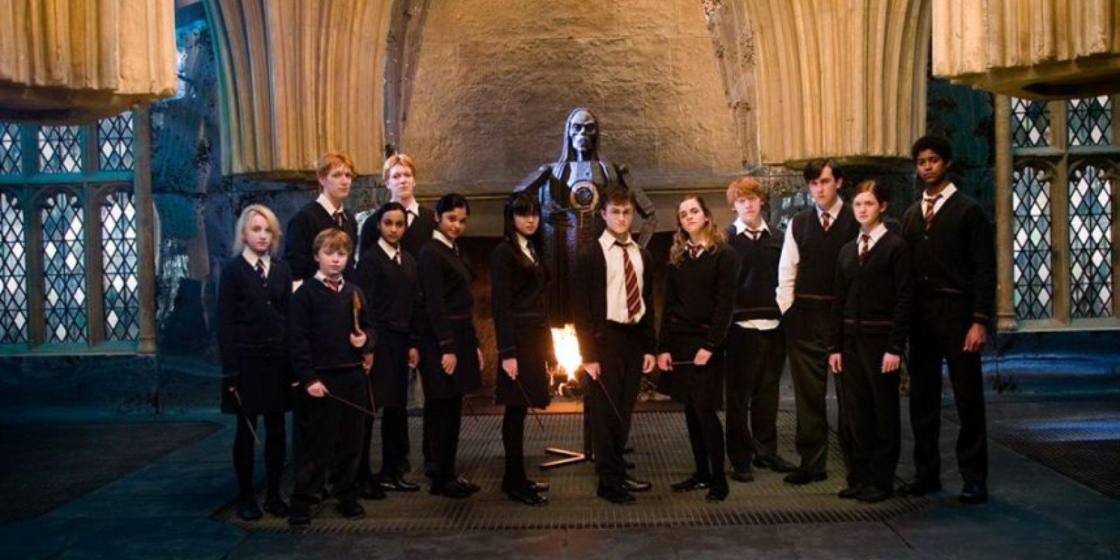 """Según lo indicó el diario británico Daily Mail, días después de que la actriz participó como doble en la película """"Harry Potter y el Misterio del Príncipe Mestizo"""", sufrió un derrame cerebral que la mantuvo en coma durante cinco días. Foto:vía facebook.com/harrypottermovie"""