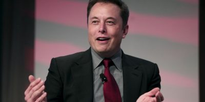El hombre detrás de compañías tecnológicas como Space X o PayPal, aseguró esto en una conferencia en el MIT de Masachussettss Foto:Getty Images