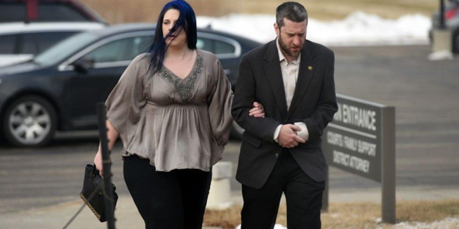 Afirmó que varios lo molestaban, a él y a su prometida. Foto:vía Getty Images