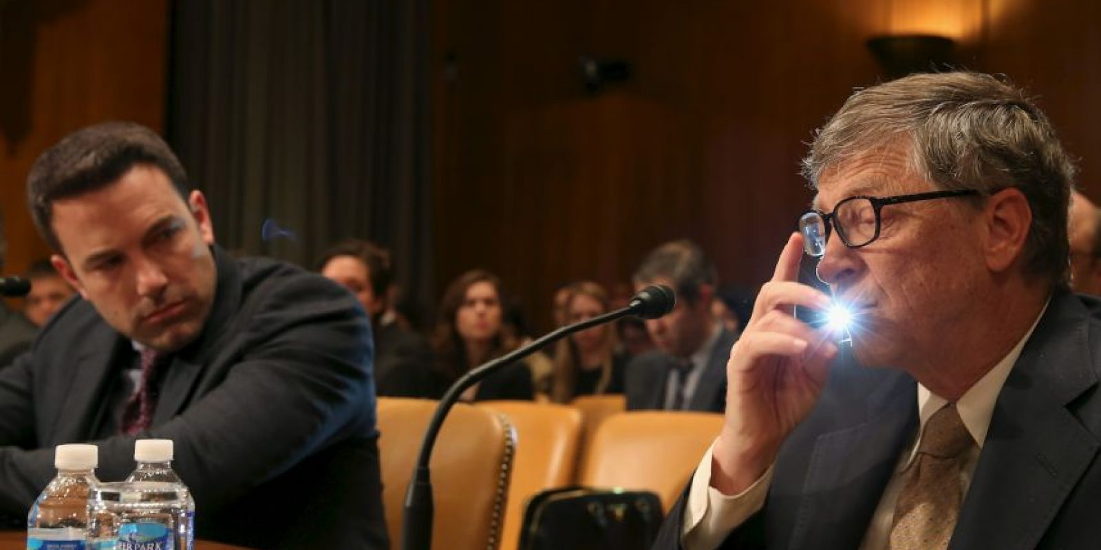 """""""Hemos creado, en términos de contagio, el ambiente más peligroso en la historia de la humanidad"""", dijo Gates Foto:Getty Images"""