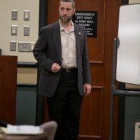 El jurado pasó 13 horas deliberando. Foto:vía Getty Images