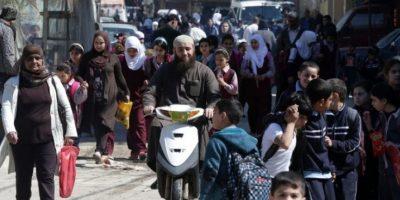 """""""El régimen de Bashar al-Asad continuó su apoyo político a una variedad de grupos terroristas que afectas a la estabilidad de la región y, más allá, que incluso afectan los conflictos internos"""", de acuerdo al Informe por Países sobre Terrorismo Foto:AFP"""