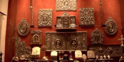 Roban cerca de 300 piezas de arte colonial hispano-guatemalteco