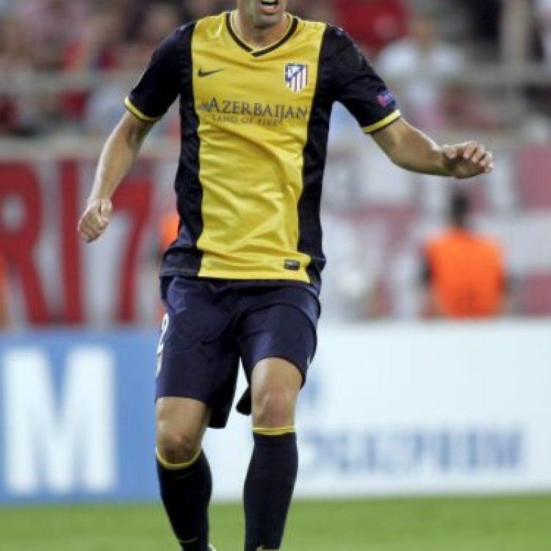 El defensa uruguayo fue el jugador más consistente en la temporada que terminó, lo cual lo hizo un indiscutible para Diego Simeone. Foto:Getty Images