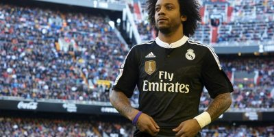 LATERAL DERECHO: Marcelo (Real Madrid) Foto: Getty Images