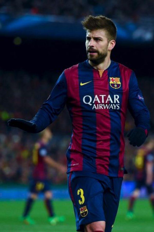 El defensa del Barcelona volvió a un gran nivel: atento, rápido y seguro en la zaga culé. Foto:Getty Images