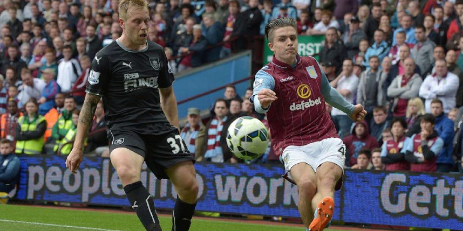 El Aston Villa ha ganado en siete ocasiones la Copa FA. Foto:Getty Images