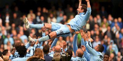 Tras jugar a préstamo durante un año con el Manchester City, Lampard militará a partir de la próxima temporada en el New York City de la MLS. Foto:Getty Images