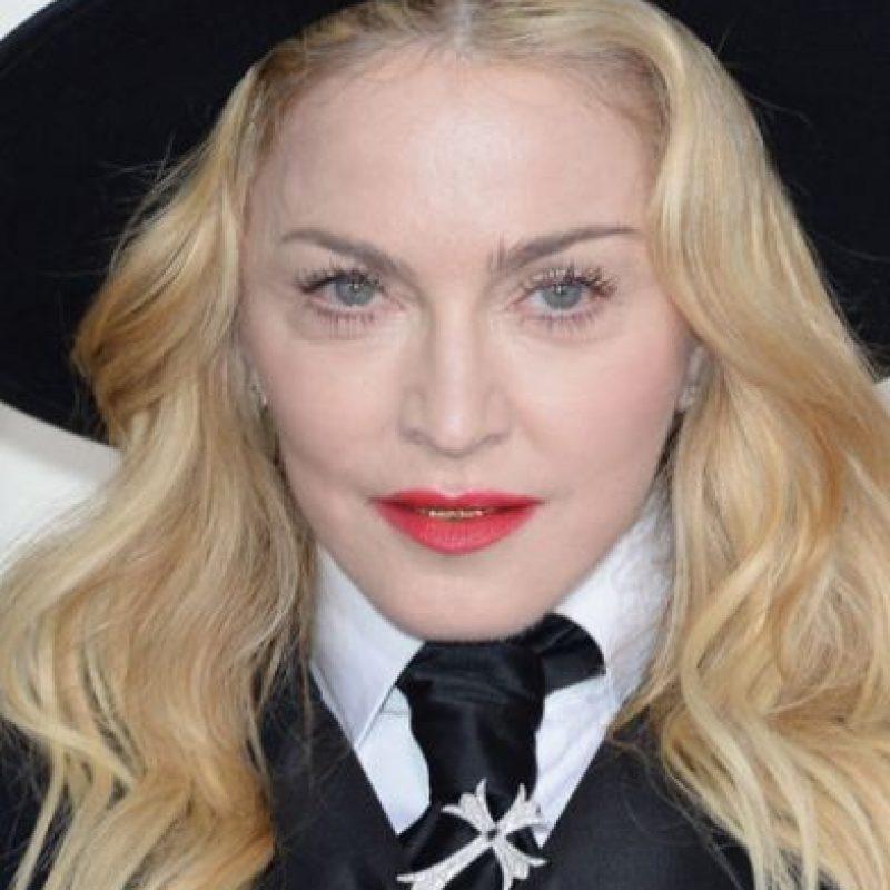 Madonna Foto:vía Getty Images